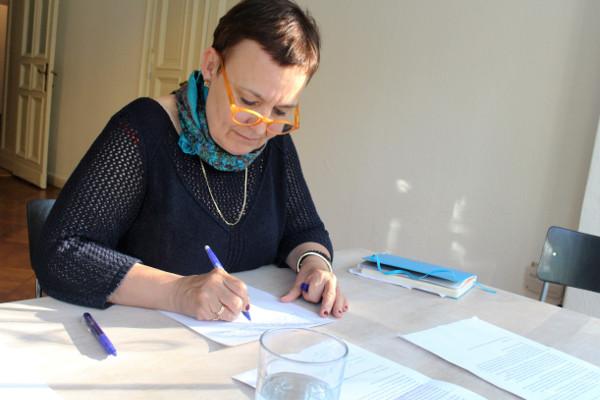Ulrike Trautwein schreibt den Berliner Brief