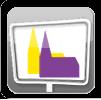 Gottesdienstwegweiser-Logo