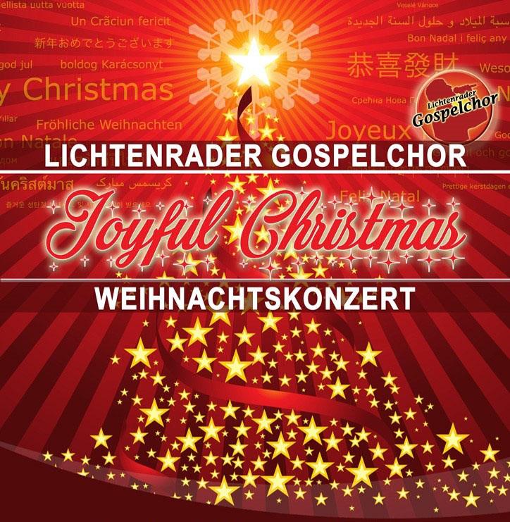 Gospelchor Weihnachtskonzert