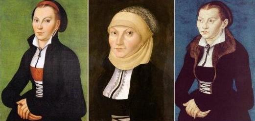 Abbildung von Katharina von Bora